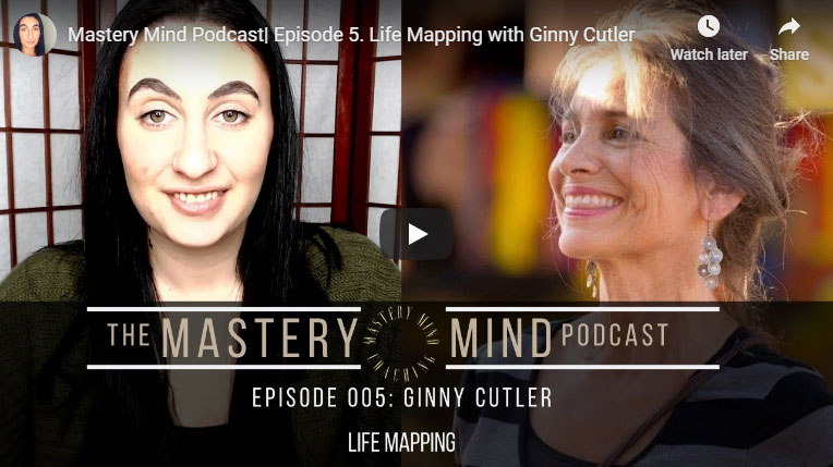 Mastery Mind Podcast still frame